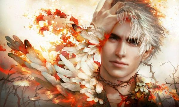 Male Commander Peresta Angel - Aura Repair and Chakras - Instant Curse Removal, Protection - King Of Angels