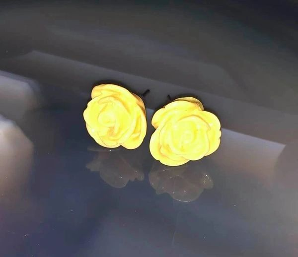 6X Wealth and Good Luck Spell Cast Earrings - Ease Debt, Brings Extra and Attracts Good Luck 3X Cast On Each Earring