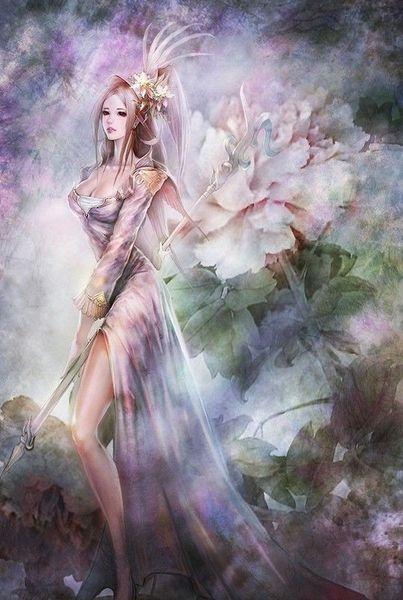 Goddess Gaki - Wealth and Sex Magick - Commands Seraphims, Leprechauns, Djinn, and Red Dragons!