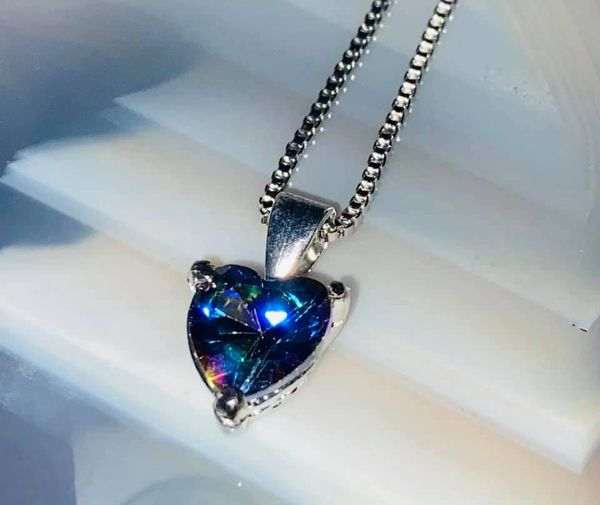 THE ONE and Only Heart's Desire Spell - Brings You What Your Heart Wants and Needs 3X Original - Mystic Topaz
