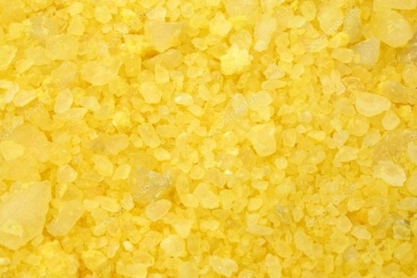 Spelled Bath Salt - One Pinch Promotes Good Luck In Money, Career and Even Love - Lightly Scented + New Blend!