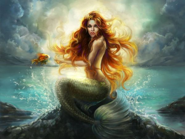 From Cleo's Personal Collection Princess Mermaid - Commands Over 800 Water Entities!