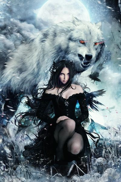 Queen Therian Werewolf - Command Over 600 Therians - Offer Sexual Allure, Mind Protection, Good Luck and Much More