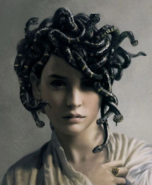 Gorgon From Our Latest Conjure- Completely Perfect DA Magick Spell Caster