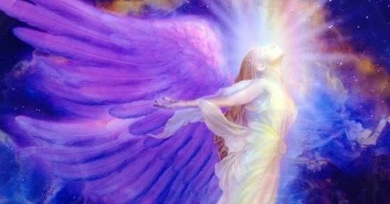 Level 7 Violet Flame Healing Angels~Brings Healing of All Types Choose Male or Female - Proven Angels
