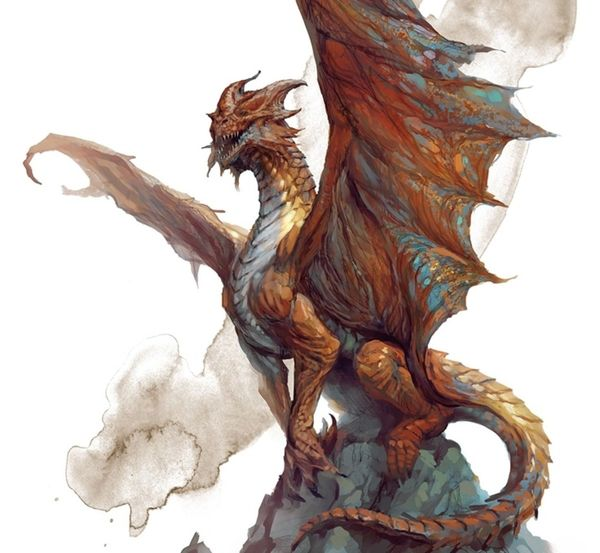 34,255 Imperial Brass Dragon - 70 Years Serving My Family!