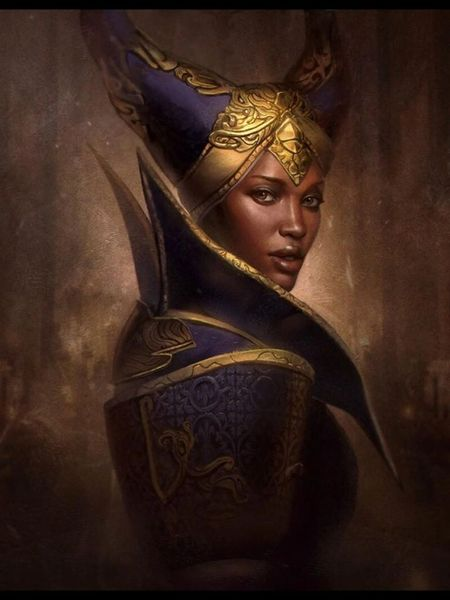 Exceptional Female Obayifo Vampire - Receive Youth and Beauty - Possess Vampire Allure and Senses.