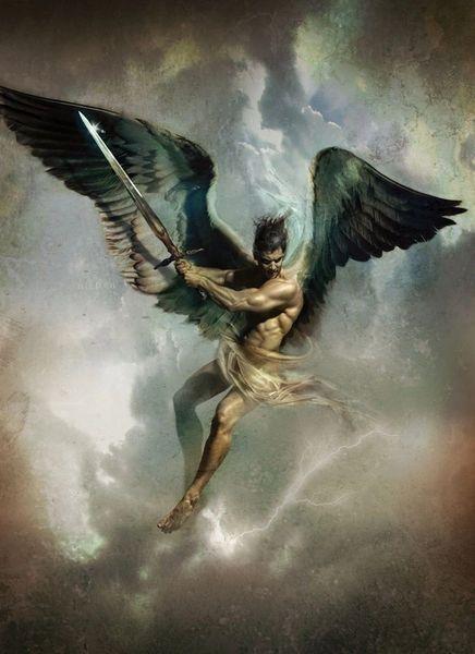 Commander Warrior Archangel - Commands Both Warrior Archangels and Courtwind!