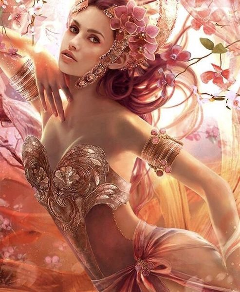 Leanan Sidhe Fae - Brings Beauty, Allure, Passion, and Lovers Promotes Positive Attention and Popularity
