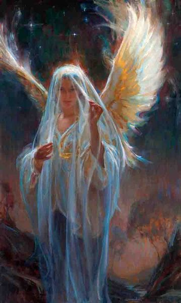 Commander Anamchara Angel - Guides You Into Being The Best Spirit Keeper You Can Be * Great Spiritual Growth and Guidance