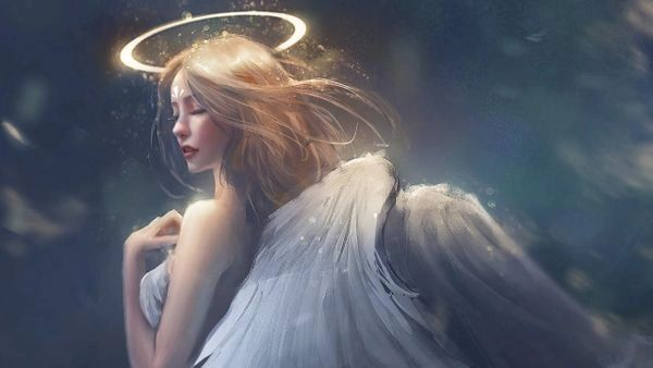 Level 7 Sterling Angel ~ Your Choice of Male or Female*Uplifting Magickal Angelic Beings