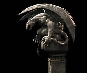 Free Level 4 Gargoyle With Any Order Over 15.00 One Gift Per Order - Ship Fee Applies