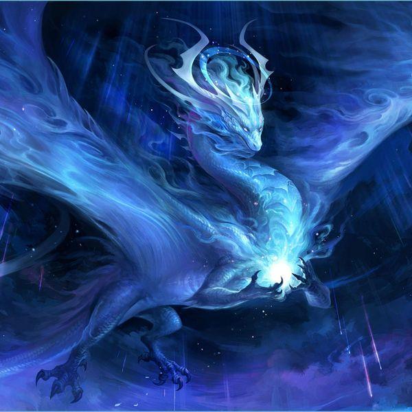 16,056 Year Old Crystal Dragon - Elite Dragon Race Ulitmate Wish Granter!