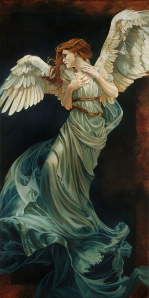 Free Level 4 Seraphim Angel With Any Order 50.00 One Gift Per Order Ship Free Applies ***LIMITED**