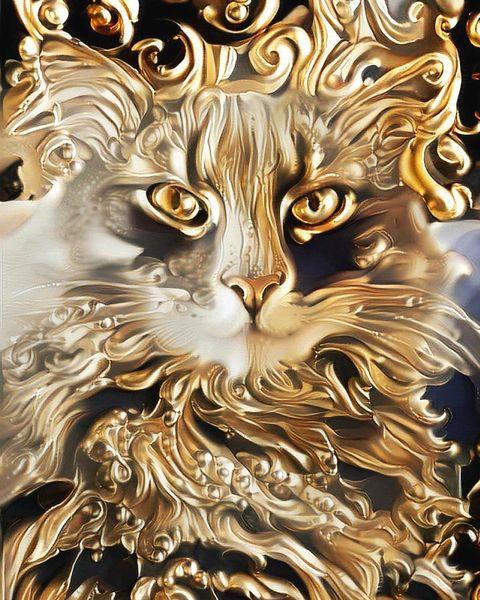 Adelphie - Sneak Peak - King Solomon's Commander Gold Flame Masheba - Commands Masheba, Violet, and Black Flames!