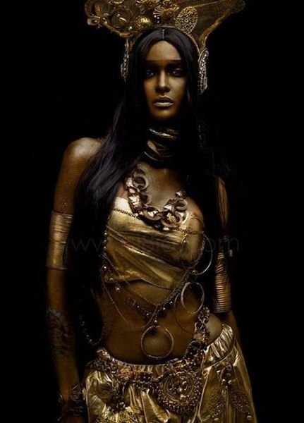 Just In From Queen Sabine Haitian Djinn - Perfect Energy From Skilled Wish Granter - 17,597 Year Old Elder