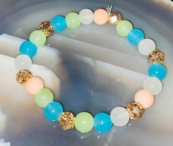SALE! Powerful Spell Of Good Luck - Luck In Love, Money and Life - Full Moon 3X Casting - Stunning Bracelet!