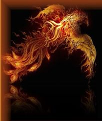 Level 1 Phoenixes ~ Magickal Bird of Healing and Renewal