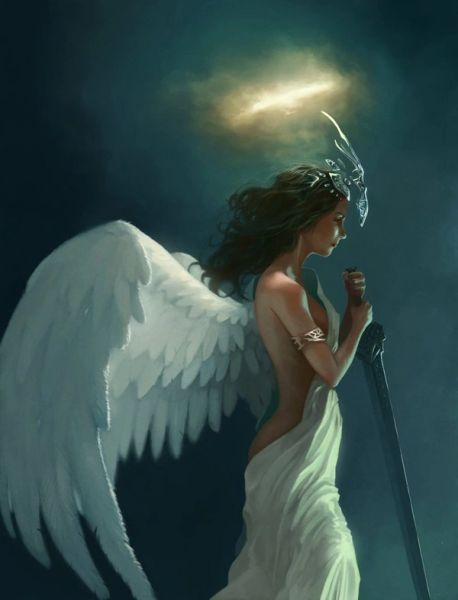 Seraphim Angel Essence Spells - Can Bring Wealth, Fame, and Much Much More