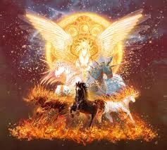 Horse Creatures (White and Dark)-If You Do Not See Your Desired Spirit Listed Please Look Here