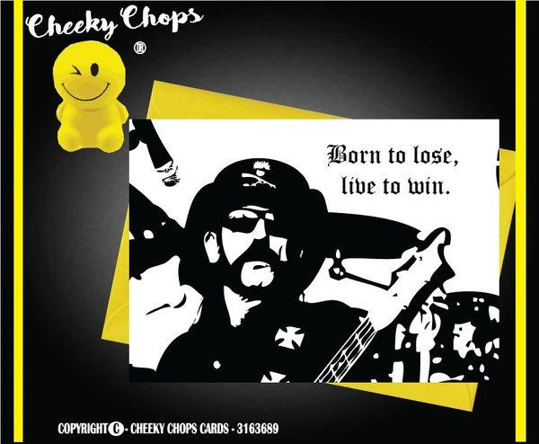 Birthday - Lemmy Motorhead - C173