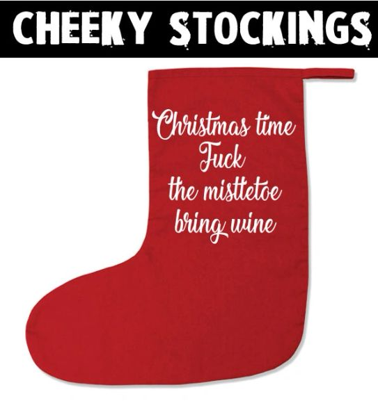OFFENSIVE STOCKINGS