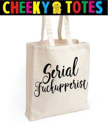 Funny Cheeky Chops Tote/Shopper/Bag/Gift - TB104 Serial