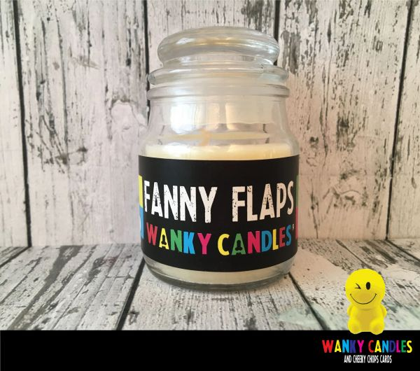 Fanny Flaps - Wanky Candle - WC01