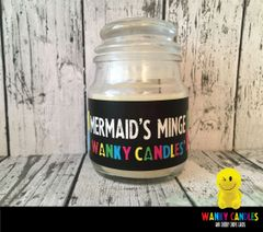 Mermaid's Minge - Wanky Candle - WC03