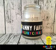 Fanny Farts - Wanky Candle - WC08