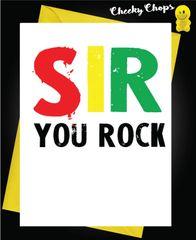Sir you rock K9