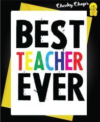 Best Teacher Ever K13