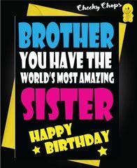 Amazing Sister C109