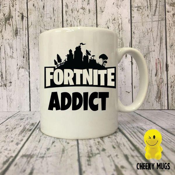 Fortnite Addict - MUG41