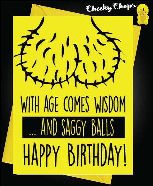 Saggy Balls c422