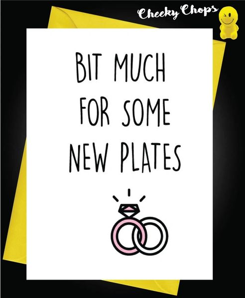 Bit much for some new plates W13