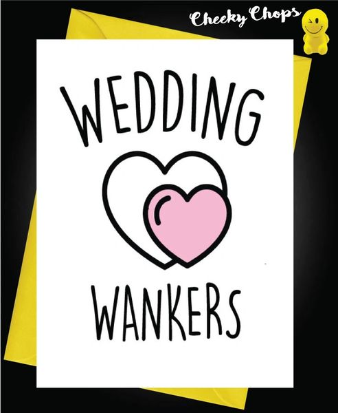 Wedding Wankers W20