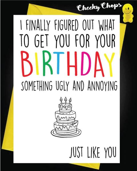 Birthday Card - Finally figured - Ugly and annoying FF02