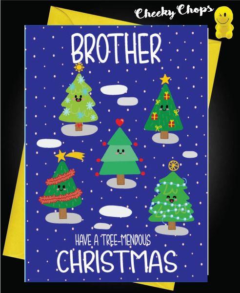 Brother - Treemendous Christmas XM129