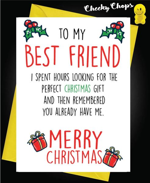 Perfect Gift - Best Friend XM135