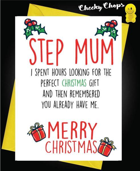 Perfect Gift - Step Mum XM138