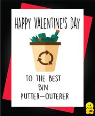 Happy Valentine's day to the best bin putter-outerer V86