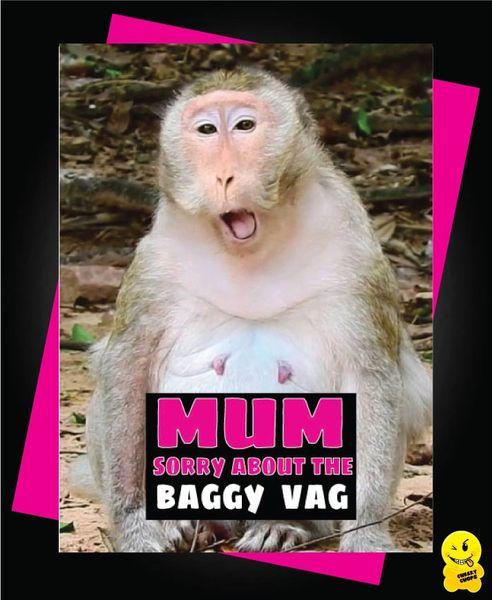 Baggy Vag Monkey M34