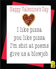 Pizza Poem V9