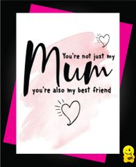 You're not just my mum you're also my best friend M56