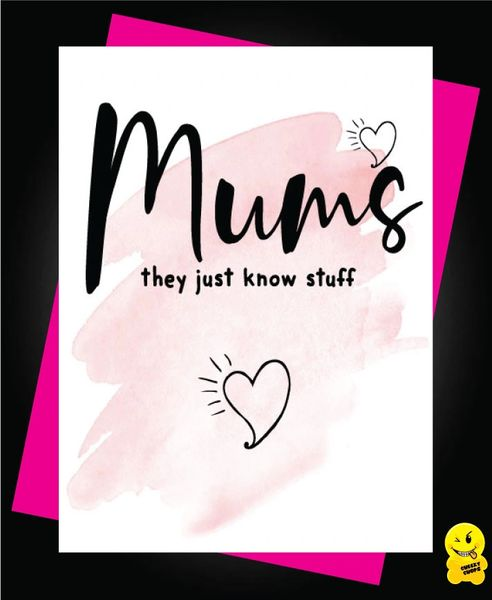 MUMS - They just know stuff M54