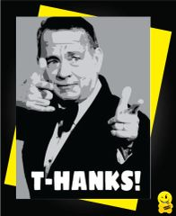 Tom Hanks - Thanks T8