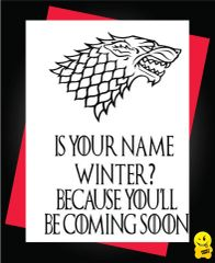 Game of thrones - Is your name winter ? V44