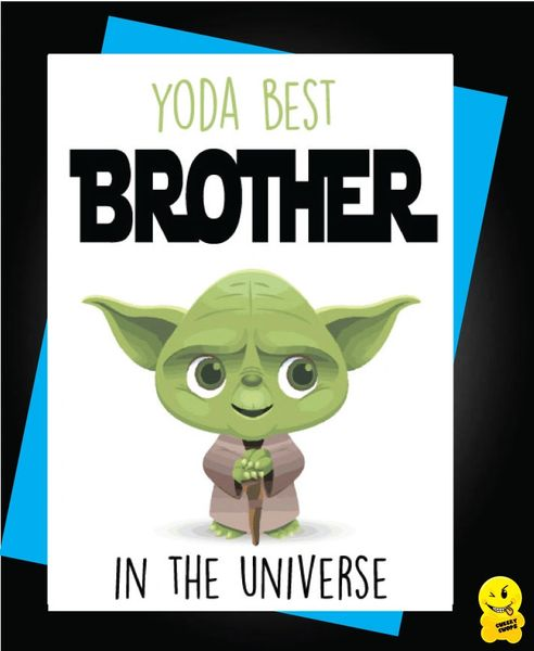 YODA BEST BROTHER C806