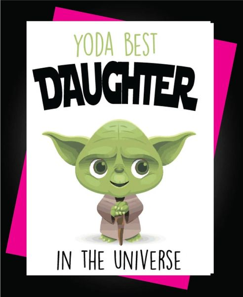 YODA BEST Daughter C807